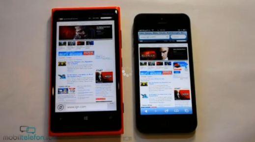 Lumia 920 vs iPhone 5 - 2