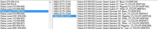 Lumia 610 NF