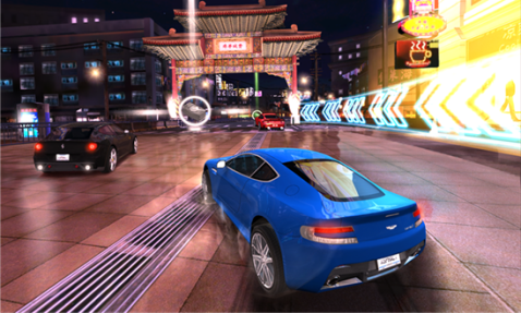 Gameloft's Asphalt 7 Heat Windows Phone 8 store