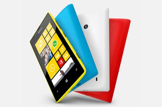 Nokia Lumia 520 India