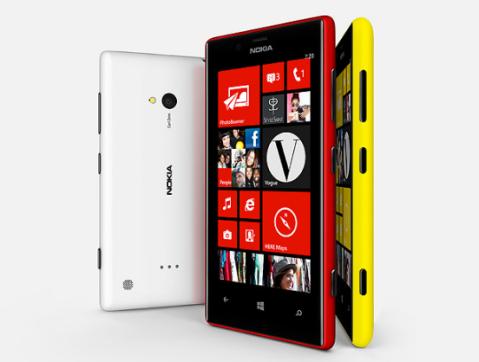 Nokia Lumia 720 India