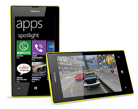 Nokia Lumia 520 launch India