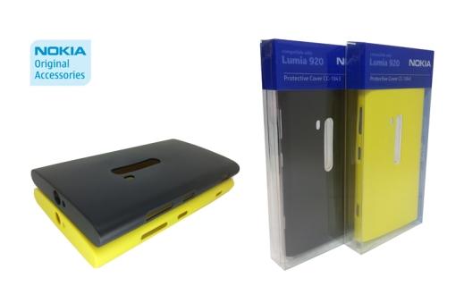 Nokia CC-1043 Yellow & Grey Case