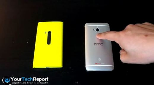 Nokia Lumia 920 vs HTC One latest OIS Test