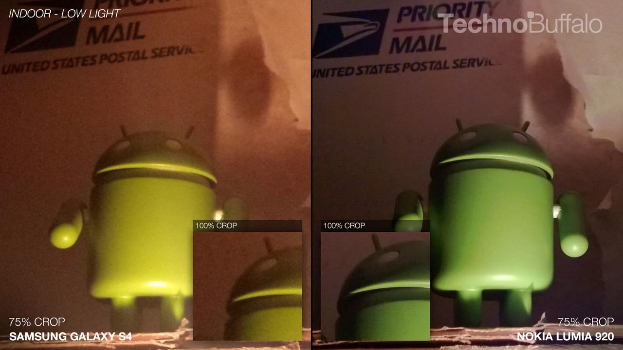 test – Technobuffalo's Nokia Lumia 920 vs Samsung Galaxy S4