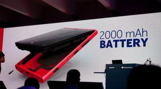 Nokia Lumia Battery Comparison (Lumia 920 vs 820 vs 720 vs 620)