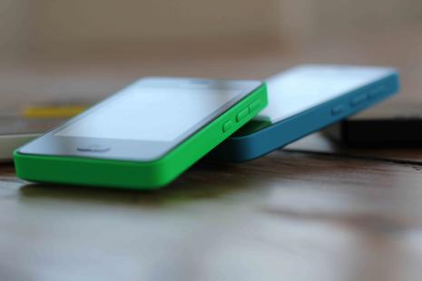 Nokia Asha 501 Picture