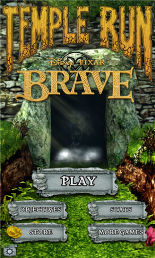 Games – 'Temple Run Brave' available for Windows Phone 8 devices