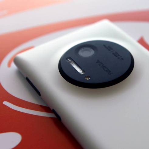 Nokia Lumia 1020 official hands on pics 2