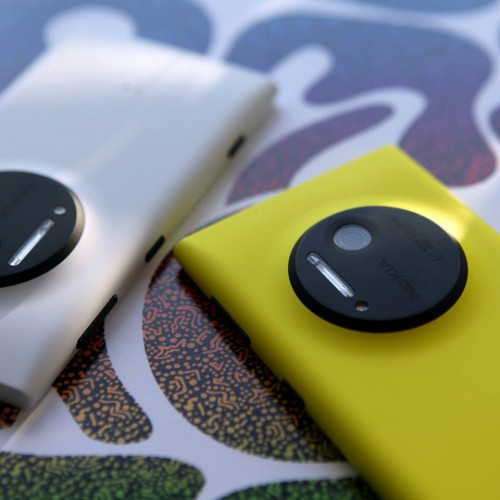 Nokia Lumia 1020 official hands on pics