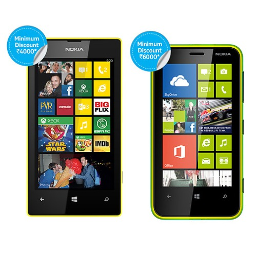 Nokia Lumia buy back offer India