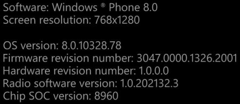 Windows Phone 8 GDR2 update details