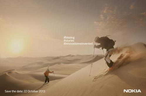 Nokia event on 22nd Oct