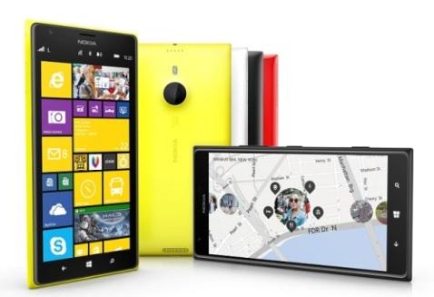 Nokia Lumia 1520 and Lumia 1320 launch