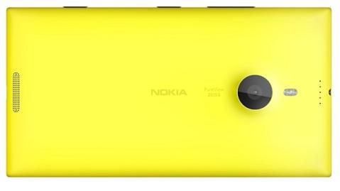 Nokia Lumia 1520 Yellow