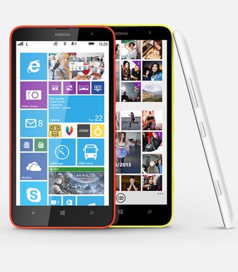 Nokia Lumia 1320 image 2
