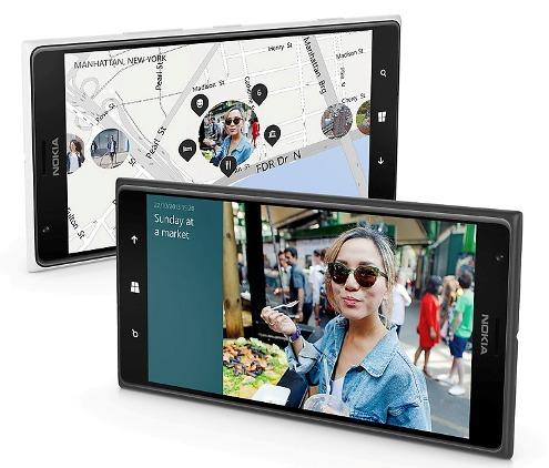 Nokia Lumia 1520 India