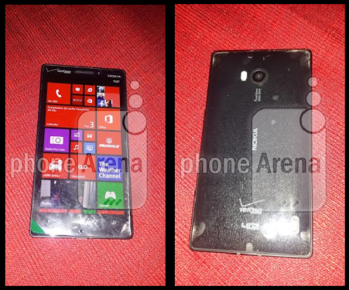 Nokia Lumia 929 Verizon new leak
