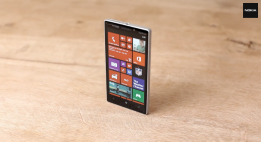Nokia Lumia Icon video hands-on