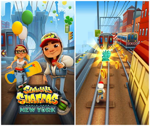 (Update – Official version now available) Play 'Subway ...