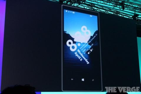 Lockscreen in Windows Phone 8.1