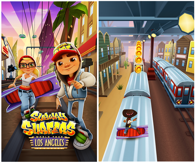 download subway surfer for pc softonic