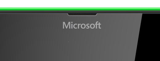 Microsoft branding on Smartphones