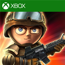Tiny Troopers on Windows Phone