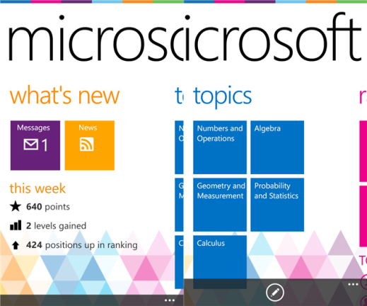 Microsoft Math for Windows Phone image 3