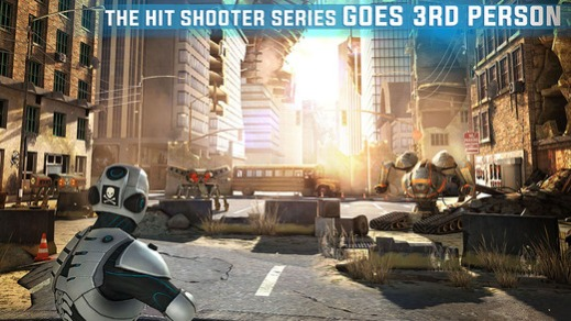 Overkill 3 for Windows Phone image 1