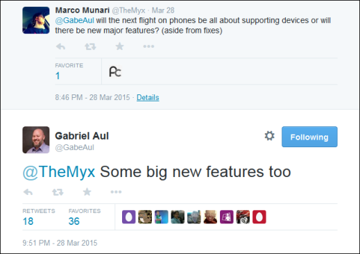 Windows 10 for Phone next build