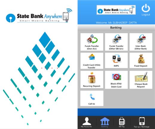 State Bank Anywhere for Windows Phone image 3